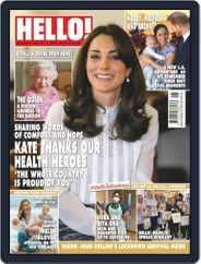 Hello! (Digital) Subscription April 13th, 2020 Issue