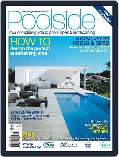 Poolside (Digital) March 28th, 2012 Issue Cover