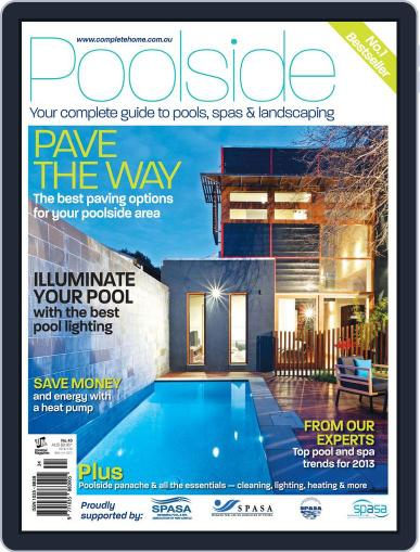 Poolside (Digital) October 2nd, 2012 Issue Cover