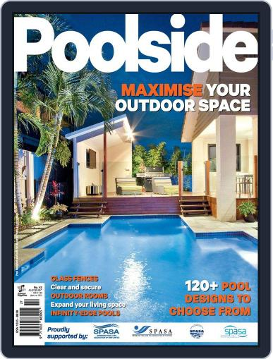 Poolside May 27th, 2014 Digital Back Issue Cover