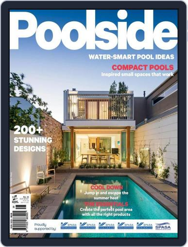 Poolside October 30th, 2014 Digital Back Issue Cover