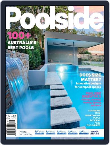 Poolside May 27th, 2015 Digital Back Issue Cover