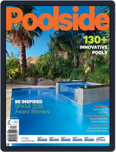 Poolside (Digital) November 16th, 2015 Issue Cover