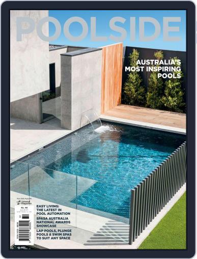 Poolside (Digital) December 1st, 2016 Issue Cover