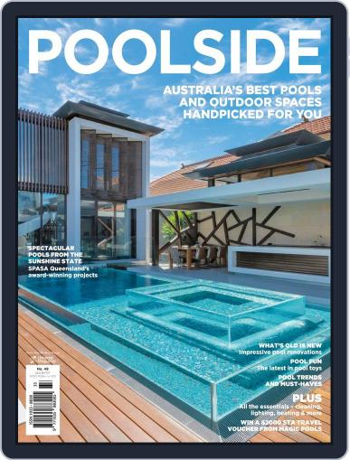 Poolside (Digital) August 23rd, 2017 Issue Cover