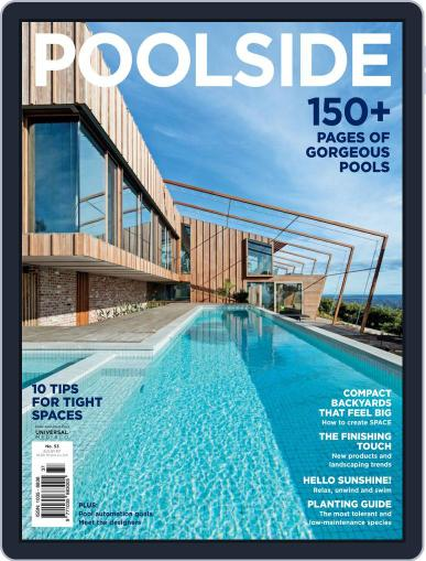 Poolside (Digital) September 19th, 2019 Issue Cover