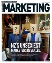 NZ Marketing (Digital) Subscription January 25th, 2016 Issue