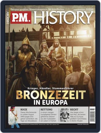 P.M. HISTORY (Digital) July 1st, 2019 Issue Cover