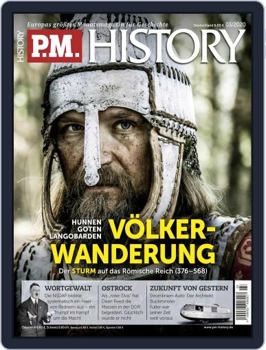 P.M. HISTORY (Digital) March 1st, 2020 Issue Cover