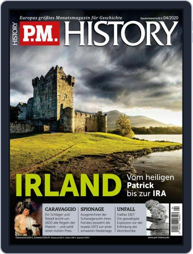 P.M. HISTORY (Digital) April 1st, 2020 Issue Cover