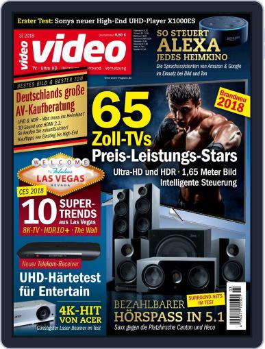 video (Digital) March 1st, 2018 Issue Cover