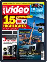 video (Digital) Subscription October 1st, 2018 Issue
