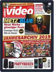 video (Digital) Subscription April 1st, 2020 Issue