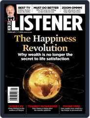 New Zealand Listener (Digital) Subscription February 1st, 2020 Issue