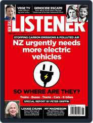 New Zealand Listener (Digital) Subscription February 8th, 2020 Issue