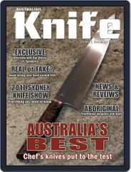 Australian Knife (Digital) Subscription November 1st, 2017 Issue