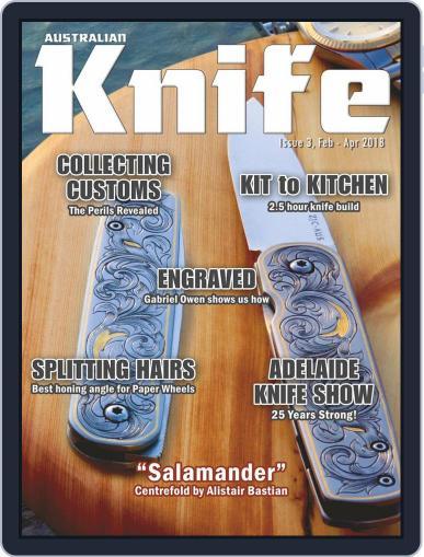 Australian Knife (Digital) February 1st, 2018 Issue Cover