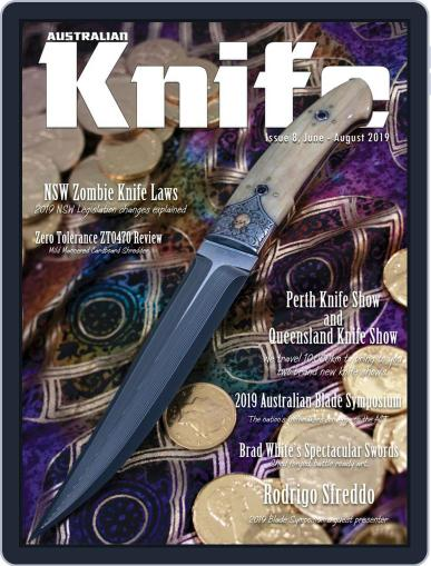 Australian Knife (Digital) June 1st, 2019 Issue Cover