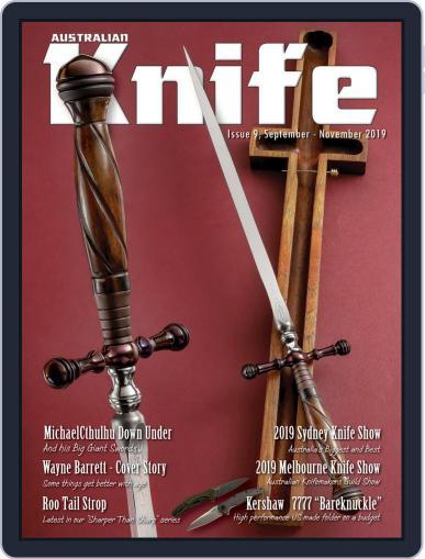 Australian Knife (Digital) September 1st, 2019 Issue Cover
