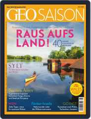 GEO Saison (Digital) Subscription May 1st, 2017 Issue