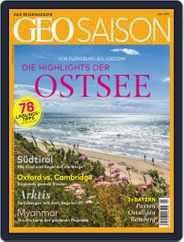 GEO Saison (Digital) Subscription July 1st, 2017 Issue
