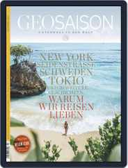 GEO Saison (Digital) Subscription December 1st, 2019 Issue