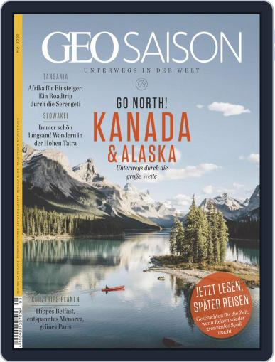 GEO Saison (Digital) May 1st, 2020 Issue Cover