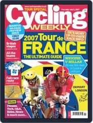 Cycling Weekly (Digital) Subscription July 9th, 2007 Issue