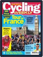 Cycling Weekly (Digital) Subscription July 11th, 2007 Issue