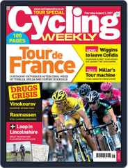 Cycling Weekly (Digital) Subscription August 1st, 2007 Issue