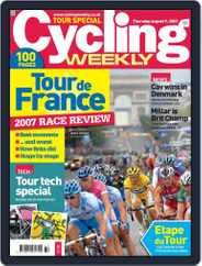 Cycling Weekly (Digital) Subscription August 8th, 2007 Issue