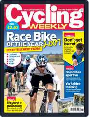 Cycling Weekly (Digital) Subscription August 16th, 2007 Issue