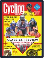 Cycling Weekly (Digital) Subscription March 21st, 2019 Issue