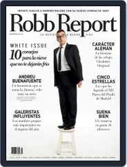 ROBB REPORT - España Magazine (Digital) Subscription December 31st, 2015 Issue
