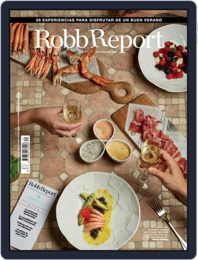 ROBB REPORT - España July 1st, 2018 Digital Back Issue Cover