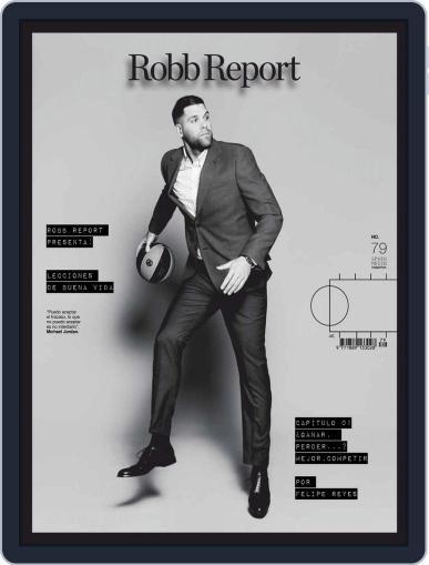 ROBB REPORT - España February 1st, 2019 Digital Back Issue Cover