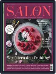 Salon (Digital) Subscription March 1st, 2017 Issue