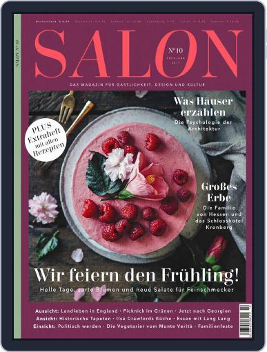 Salon (Digital) March 1st, 2017 Issue Cover