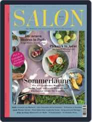 Salon (Digital) Subscription June 1st, 2017 Issue