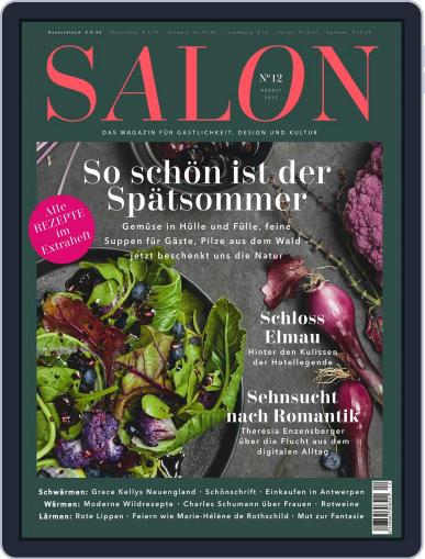Salon (Digital) August 1st, 2017 Issue Cover