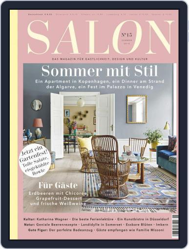 Salon (Digital) June 1st, 2018 Issue Cover