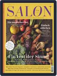 Salon (Digital) Subscription September 1st, 2018 Issue