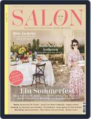 Salon (Digital) Subscription June 1st, 2019 Issue
