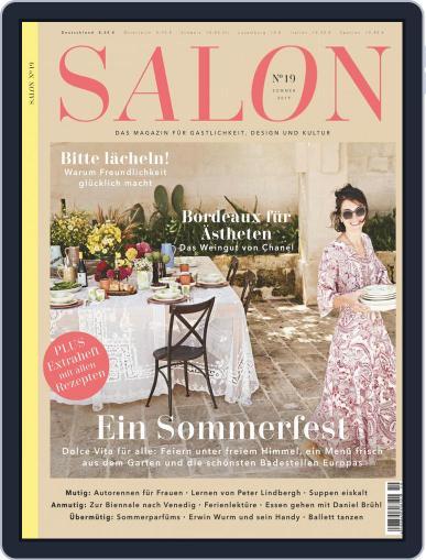 Salon (Digital) June 1st, 2019 Issue Cover