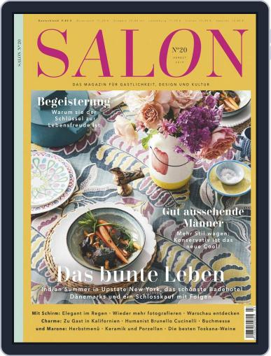 Salon (Digital) September 1st, 2019 Issue Cover
