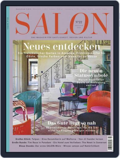 Salon (Digital) March 1st, 2020 Issue Cover