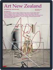 Art New Zealand (Digital) Subscription May 15th, 2014 Issue