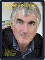 Art New Zealand (Digital) Subscription August 31st, 2014 Issue