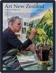 Art New Zealand (Digital) Subscription August 9th, 2015 Issue