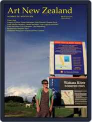 Art New Zealand (Digital) Subscription April 1st, 2016 Issue